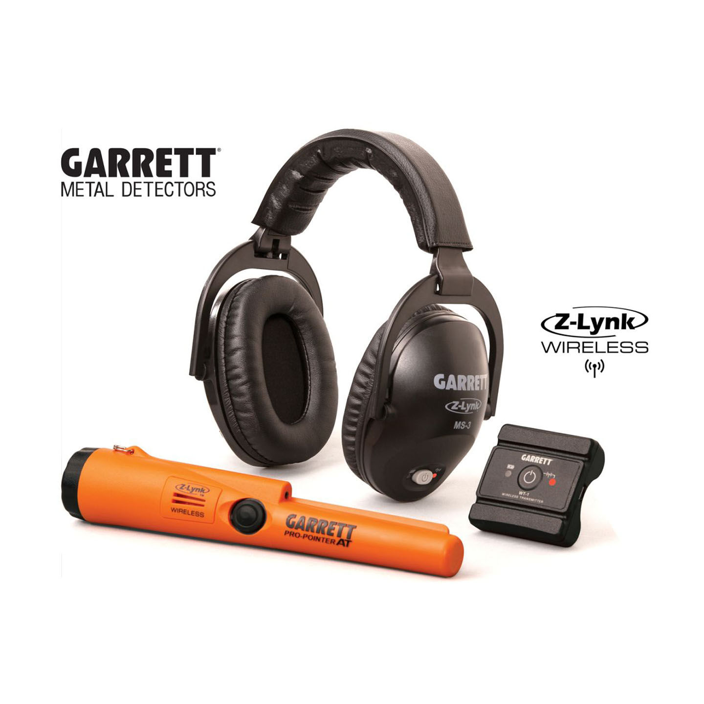 Garrett Z-LYNK MS-3 kit s PRO-POINTER AT Z-LYNK