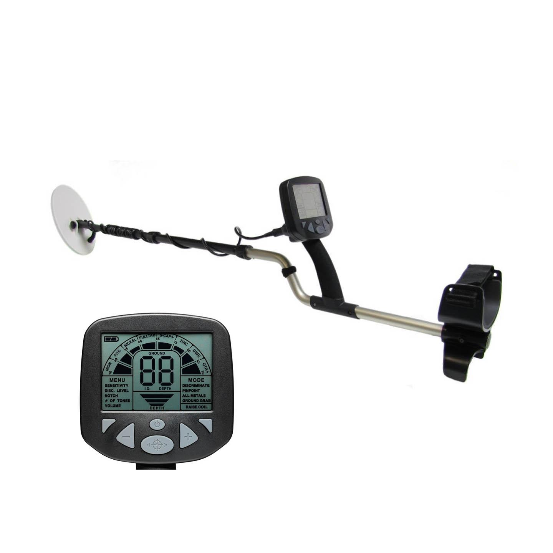 Detektor kovov Bounty Hunter ES Platinum 10